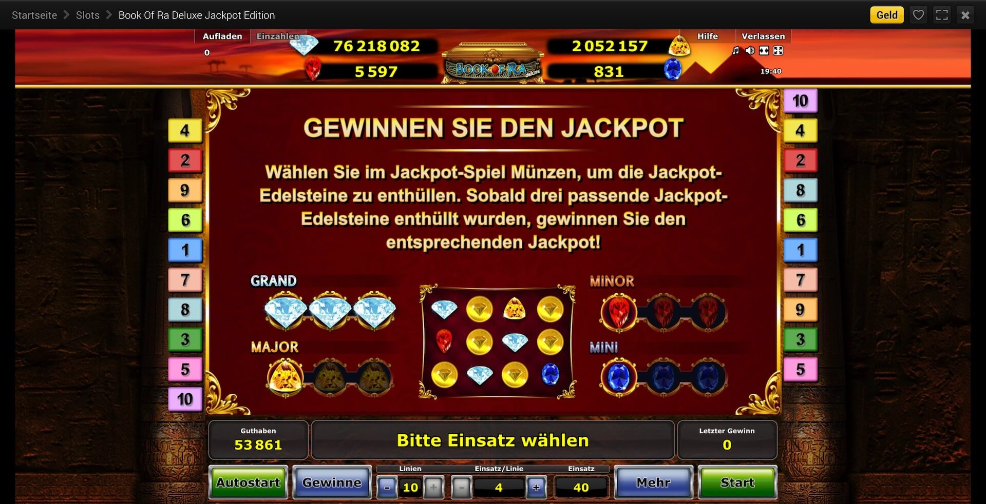 jackpot party casino online wie funktioniert book of ra