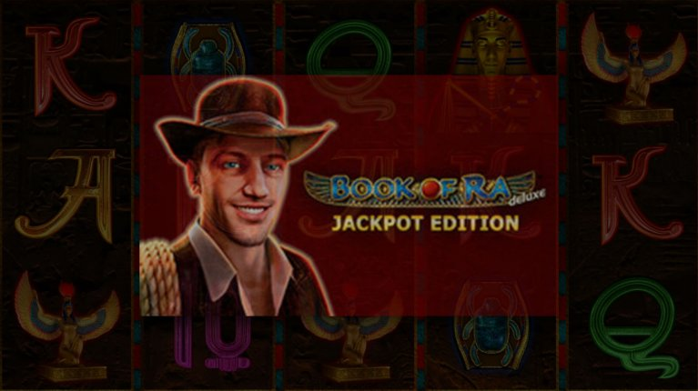 Book of Ra Jackpot Edition NovoLine Spielautomat