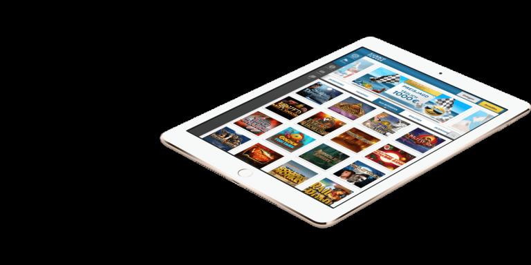 SunnyPlayer Tablet iPad