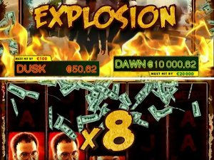 Multiplikator bei From Dusk Till Dawn
