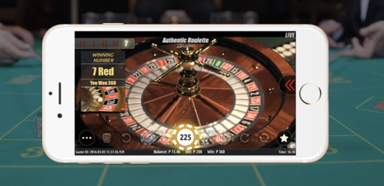Roulette von Authentic Gaming