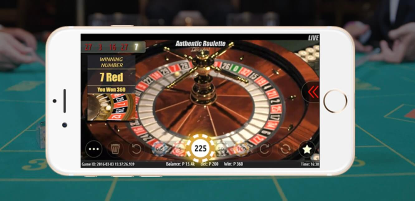 Authentic Gaming Novoline Live Casino