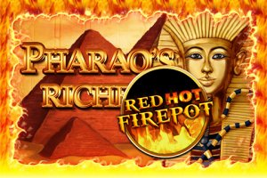 Pharaos Riches - Firepot Edition