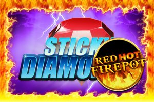 Sticky Diamonds - Firepot Edition