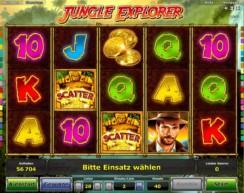 Jungle Explorer – Neu bei StarGames