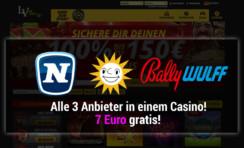 LvBet Casino Testbericht – 7€ Gratis Bonus ohne Einzahlung