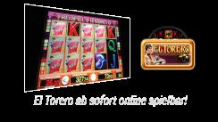 El Torero online spielen mit Merkur Bonus