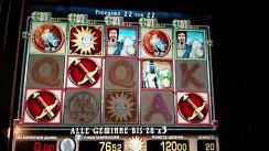 Merkur Knight's Life 22 Freispiele unerwarteter Gewinn