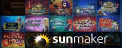 NovoLine Spiele bei Sunmaker spielbar