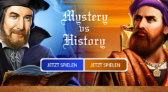 Diese Woche bei Quasar Gaming: Mystery vs. History