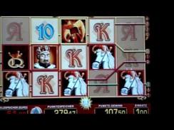 Hohe Gewinne bei Joker's Cap von Merkur